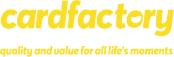 Card Factory tenant logo